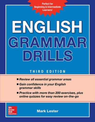 English Grammar Drills, Second Edition (Paperback)