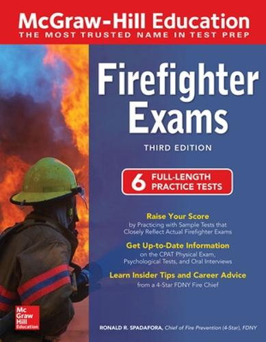 McGraw-Hill Education Firefighter Exams, Third Edition (Paperback)