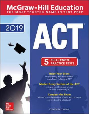 McGraw-Hill ACT 2019 Edition (Paperback)