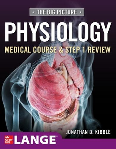 Big Picture Physiology-Medical Course and Step 1 Review (Paperback)