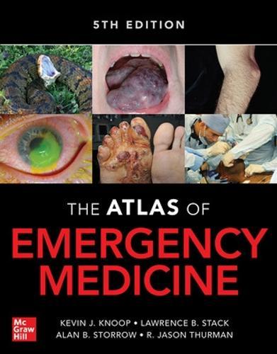 Atlas of Emergency Medicine (Paperback)