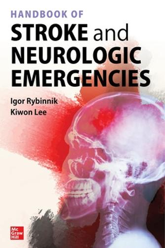 Handbook of Stroke and Neurologic Emergencies (Paperback)