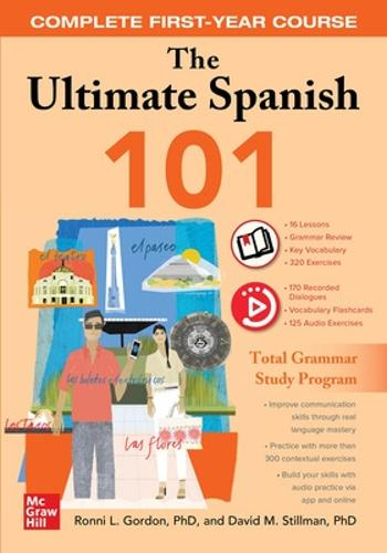 The Ultimate Spanish 101 (Paperback)