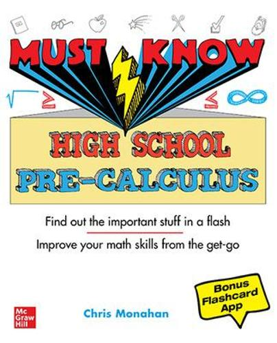 Must Know High School Pre-Calculus (Paperback)