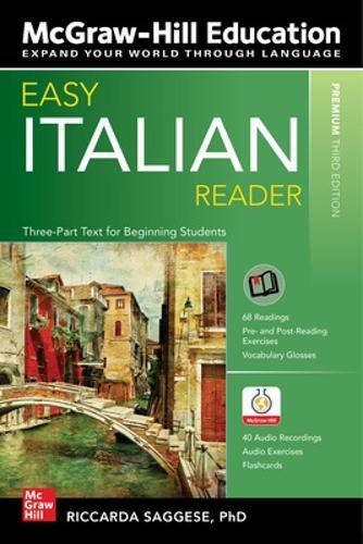 Easy Italian Reader, Premium Third Edition (Paperback)