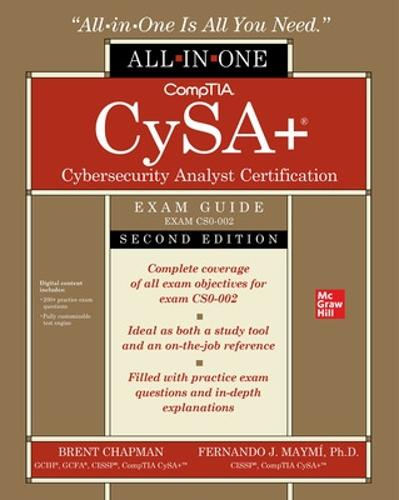 CompTIA CySA+ Cybersecurity Analyst Certification All-in-One Exam Guide, Second Edition (Exam CS0-002) (Paperback)