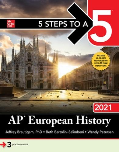 5 Steps to a 5: AP European History 2021 (Paperback)