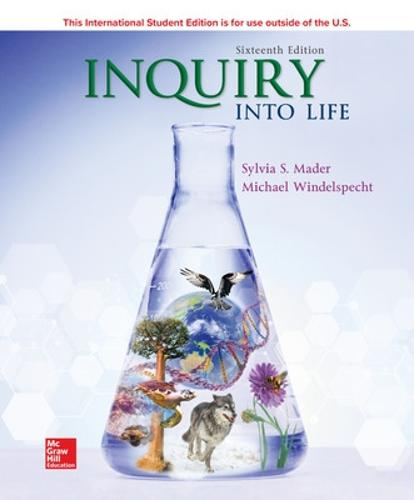 ISE Inquiry into Life (Paperback)
