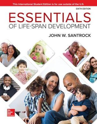 ISE Essentials of Life-Span Development (Paperback)