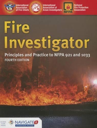 Fire Investigator (Hardback)