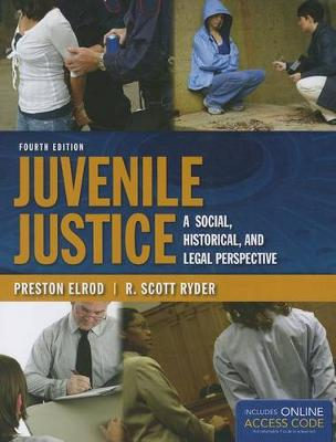Juvenile Justice: A Social, Historical, And Legal Perspective (Paperback)