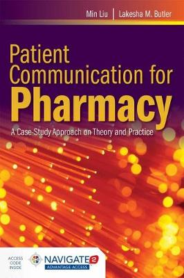 Patient Communication For Pharmacy (Hardback)