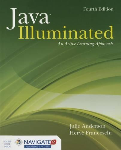 Java Illuminated (Hardback)