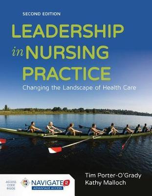 Leadership In Nursing Practice (Hardback)