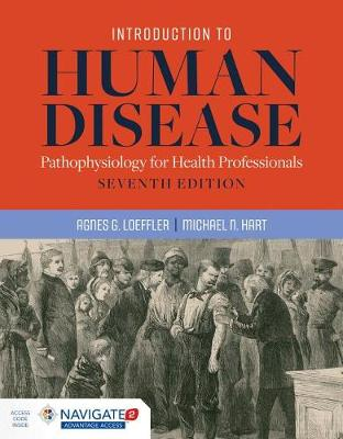Introduction To Human Disease: Pathophysiology For Health Professionals (Hardback)