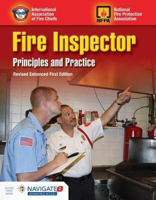 Fire Inspector: Principles And Practice (Hardback)