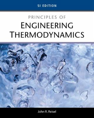 Principles of Engineering Thermodynamics, SI Edition (Paperback)
