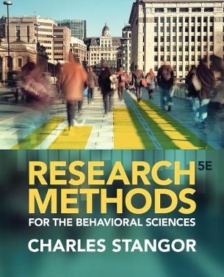 Research Methods for the Behavioral Sciences (Paperback)