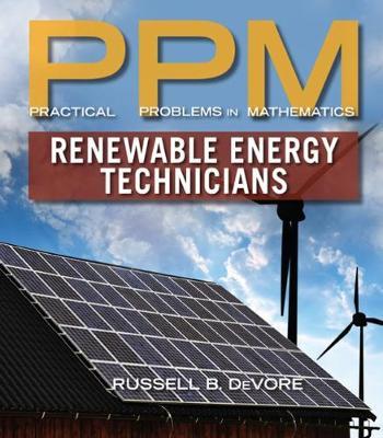 Practical Problems in Mathematics for Renewable Energy Technicians (Paperback)