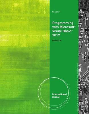 Programming with Microsoft (R) Visual Basic (R) 2012, International Edition (Paperback)