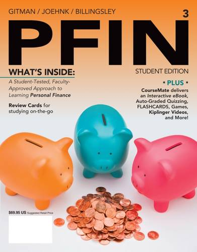 PFIN3 (with CourseMate Printed Access Card)