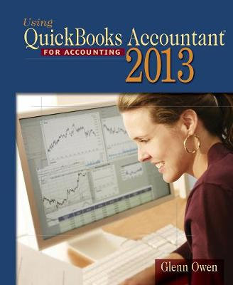 Using Quickbooks Accountant 2013 (with CD-ROM and Data File CD-ROM)