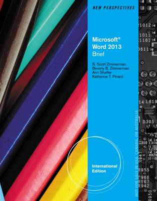 New Perspectives on Microsoft Word 2013, Brief (Paperback)