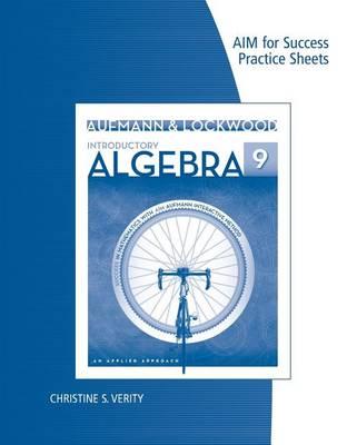 Aim Succ Prac Intro Algebra AP (Paperback)