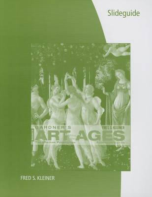 Slideguide for Gardner's Art Through the Ages: the Western Perspective, Volume II, 14th (Paperback)