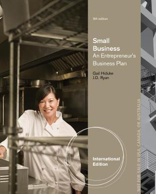Small Business: An Entrepreneur's Business Plan, International Edition (Paperback)