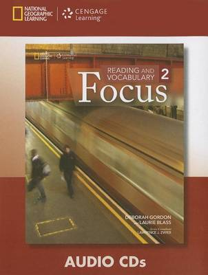 Reading and Vocabulary Focus 2 - Audio CDs (Board book)