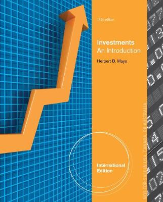 Investments: An Introduction, International Edition (with Thomson ONE - Business School Edition 6-Month Printed Access Card and Stock-Trak Coupon) (Paperback)