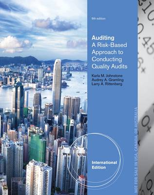 Auditing: A Risk- Based Approach to Conducting a Quality Audit