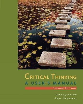 Critical Thinking: A User's Manual (Paperback)