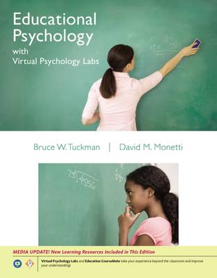 Cengage Advantage Books: Educational Psychology with Virtual Psychology Labs