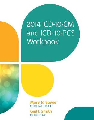 2014 ICD-10-CM and ICD-10-PCS Workbook (Paperback)