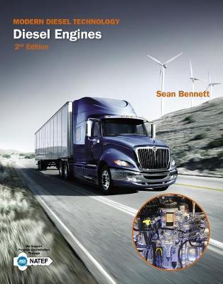 Modern Diesel Technology: Diesel Engines (Paperback)