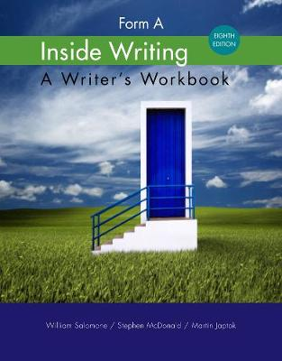 Inside Writing: Form A (Paperback)