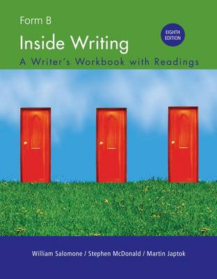 Inside Writing: Form B (Spiral bound)