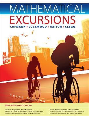 Mathematical Excursions, Enhanced Edition, 3rd (Hardback)