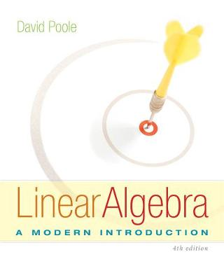 Linear Algebra: A Modern Introduction (Hardback)