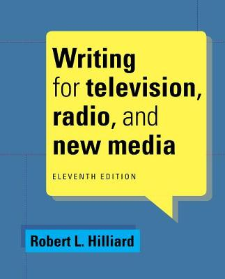 Writing for Television, Radio, and New Media (Paperback)