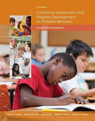 Functional Assessment and Program Development for Problem Behavior: A Practical Handbook (Paperback)