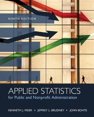 Applied Statistics for Public and Nonprofit Administration (Paperback)