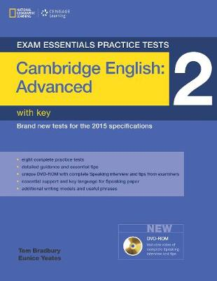 Exam Essentials Practice Tests: Cambridge English Advanced 2 with Key and DVD-ROM