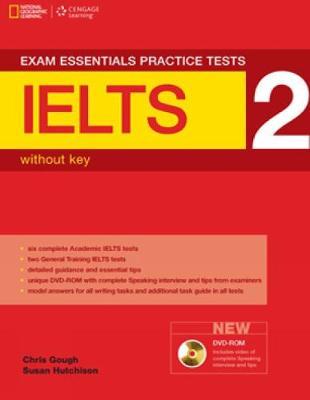 Exam Essentials: IELTS Practice Test 2 w/o key + Multi-ROM