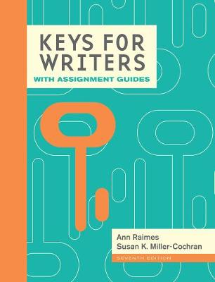 Keys for Writers with Assignment Guides, Spiral bound Version (Spiral bound)