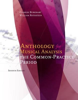 Anthology for Musical Analysis: The Common-Practice Period (Paperback)