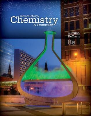 Study Guide for Zumdahl/Decoste's Introductory Chemistry: a Foundation, 8th (Paperback)