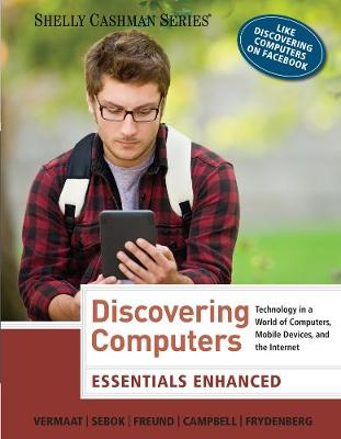 Enhanced Discovering Computers, Essentials (Paperback)